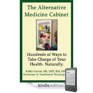 The Alternative Medicine for Kindle and other e-readers